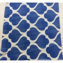 100% lino ropa Tejido estampado, tela de materia textil casera