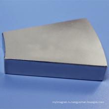 Большие постоянные неодимовые магниты NdFeB для ветрогенератора