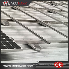 Hot Sale Solar Brackets Systems with Solar Clamps (ZX027)