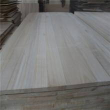 Толщина 15мм Павловния древесины пиломатериалов легкий вес