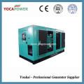 280 кВт Cummins Звукопоглощающий электрический дизельный генератор