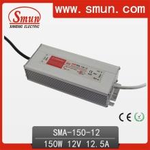 Fuente de alimentación impermeable impermeable constante del conductor de 150W 12.5A IP67