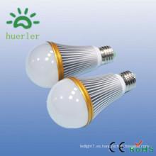 Alibaba china proveedor nuevo producto dimmable led bulb light 7w e27