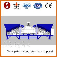 Brand New MD1200 planta de processamento de concreto móvel
