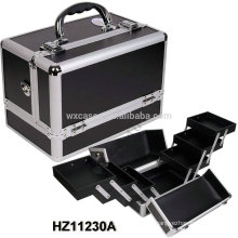 professional aluminum cosmetic case with different color options China manufacturer