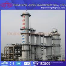 Equipamento de destilação multi-pressão Condensador de coluna