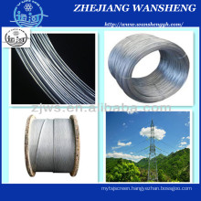 Ehs 1/ 4 ′′ Galvanized Steel Cable Stay Wire Guy Wire ASTM A475 Class a