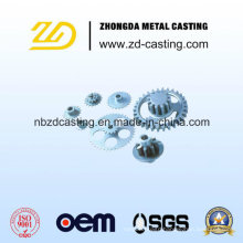 Customized Lost Wax Casting for Machinery Parts