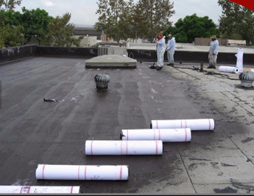 Roof Recycle Polyester Stitchbond