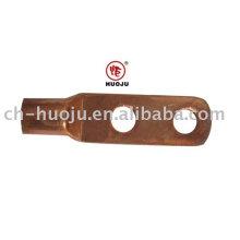 Cobre que prensa los remaches (barril corto, 2 agujeros)