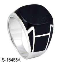 Novo Design 925 Sterling Silver Man Ring Jóias