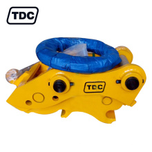 Excavator Attachment tilting hydraulic quick hitch coupler excavator for Architectural Engineering