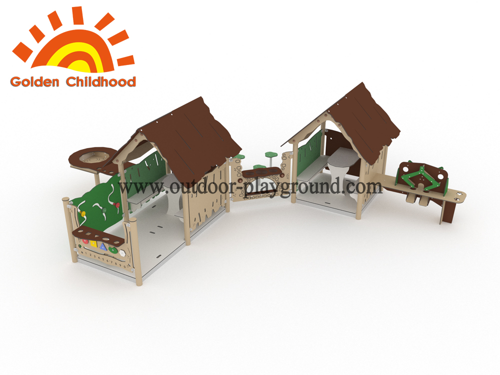 HPL outdoor playground playhouse