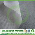 Polypropylène doux utilisé pour la doublure des chaussures Tissu non tissé