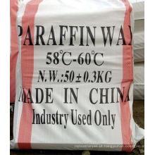Cera de parafina 58-60