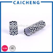 2017 vente chaude custome cylindre boîte en carton fait de tube de papier