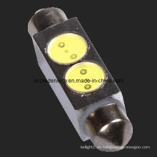 Luz de coche con CE y Rhos