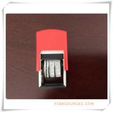 Sello de fecha del rodillo de entintado automático para obsequios promocionales (OI36011)