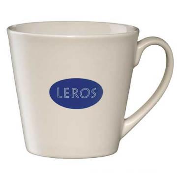 Caneca de Latte. Caneca de café cerâmica