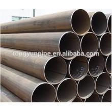 DIN ST52 welded steel tubes