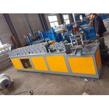 Máquina de producción de puertas de persianas enrollables Flying saw