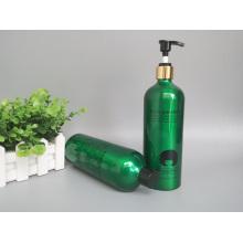 Aluminium-Kunststoff-Lotionspumpenkopf für Haar-Shampooflasche