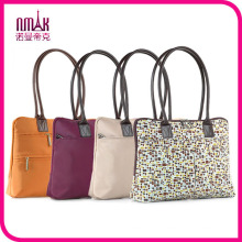Ultimate Work Tote Business Women′s Ladies Laptop Dome Satchel Bag with Padded Compartment for Computer up to 14.5