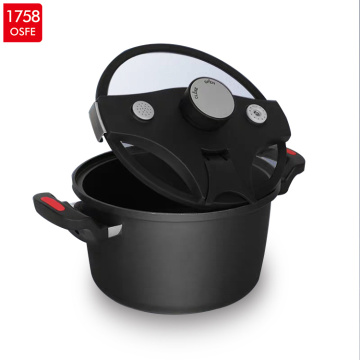 aluminium NonStick Low pressure cooker stock list