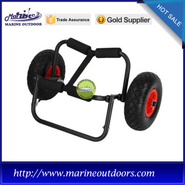Boat trailer, Canoe accessories trailer, Anodized kayak trailer