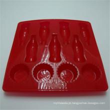 Padrão de Alimentos PP Plastic Ice Mould