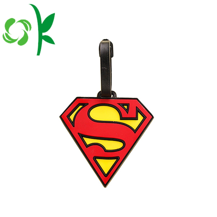 Custom Shaped Luggage Tag