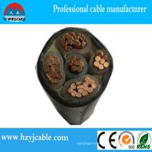 Power Cable Types Copper/Al/ XLPE/PVC Sheath XLPE Power Cable