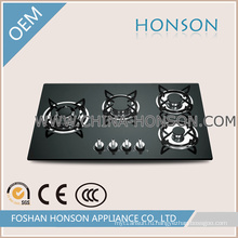 4-х Комфорочная газовая плита Встроенный газовая плита