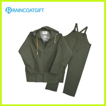 Waterproof Workers Overall Suit Men′s Raincoat