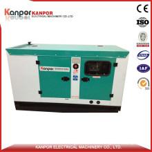 Yanmar 40kw 50kVA (44kw 55kVA) Diesel Power Generating Set