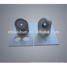Custom Aluminum & Aluminum alloy A360, A380, A390, ADC-12,ADC10, for lighting custom lamp fitting
