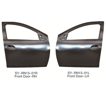 Front Doors for Dacia Sandero 2013-