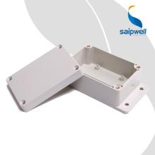 SP-F4-2 100 * 68 * 50mm IP65 ABS Boîte de jonction en plastique avec oreille de haute qualité en gros Projet électronique Instrument DIY cas