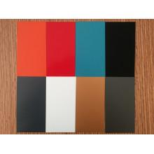 Color de la turquesa del revestimiento de 0.40mm * 1250m m PVDF