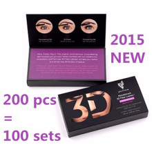 2015 Latest New Package Natural Younique 3D Fiber Lashes+