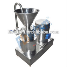 milk,cheese,chocolate,peanut butter grind colloid mill machine with big hopper