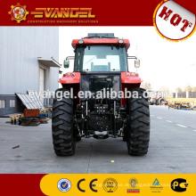 China billig Traktor des landwirtschaftlichen Traktors KAT 120HP mit der Landwirtschaft von Geräten