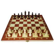 chess board chess set child education toys wooden game chess