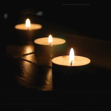 8hrs Burning Time LED Tealight Candle Wholesale