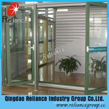 1-19mm Klar Float Glas / Klarglas mit ISO
