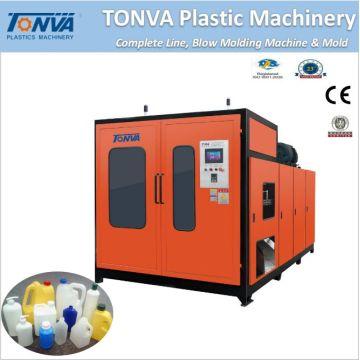 Tonva para productos de plástico Máquina de moldeo por soplado de 1 litro Precio