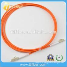 LC-LC MM Simplex Волоконно-оптический патч-корд (Волоконно-оптический кабель)