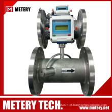 Medidor de caudalímetro digital de água com alta precisão