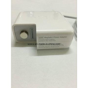 60W Magsafe 2 Alimentation Adaptateur CA / CC pour Apple