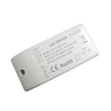UL/ETL certifications constant voltage led driver 12W